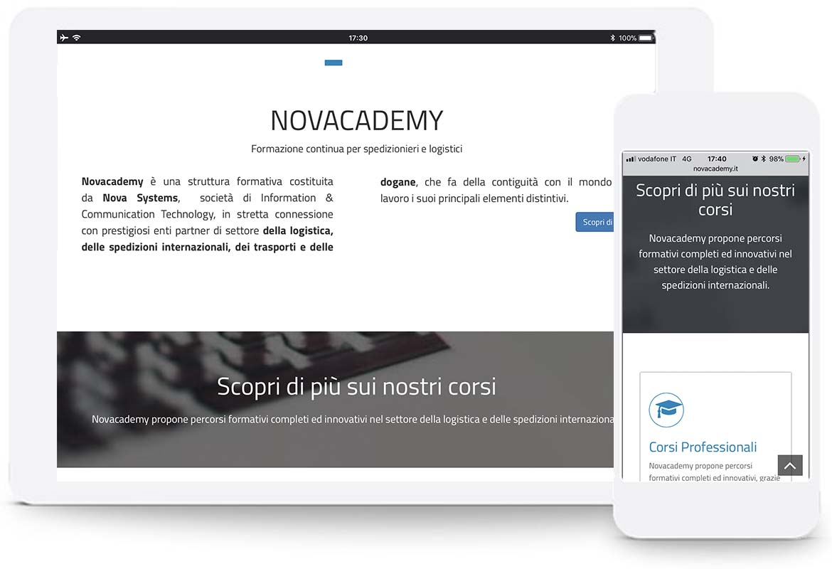 website novacademy 1