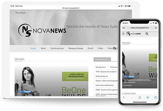 img novanews wordpress website portfolio ghido production