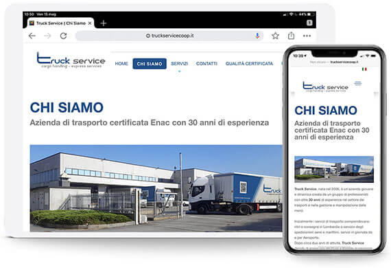 truckserv img html website portfolio ghido production