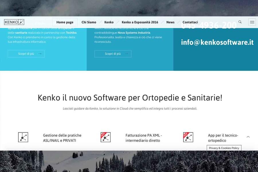 Kenko Software Website